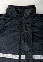 High quality polyester/pvc waterproof raincoat European hot