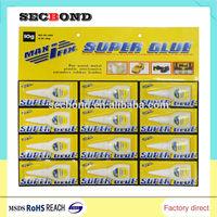 5g 502 super glue cyanoacrylate for plastic
