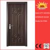 Black Walnut Flush PVC Shutter Doors SC-P064