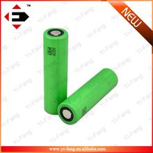 Selling hot US18650 2600mah 30a battery from YiFang
