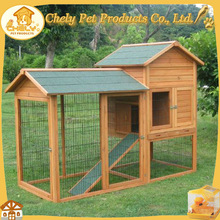 Rabbit Cages For Sale With Waterproof Lean-to Roof Pet Cages, Carriers & Houses