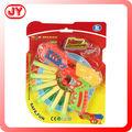 venda quente do menino dardo armas de brinquedo injetor de máquina para as crianças brincam conjunto suitale de idade até os 3 plástico e en71