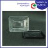 diaposable plastic pvc box