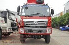 Mini FOTON 4x4 Diesel Tipper Truck