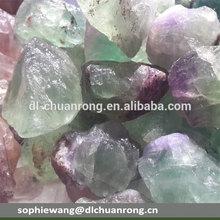 Calcium Fluoride 65%-98% Fluorspar stone Fluorite Rough Stone Fluorite Mineral for Ceramics Metallurgy and Steel Making Glass