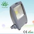 Alibaba melhor vendedor 85-265v 12v 24v exterior ip65 fosco tampa cob deco 30w 50w campo de futebol design de iluminação