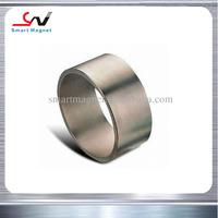 strong neodymium powerful permanent radial ring ndfeb magnet
