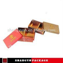 rigid paper chocolate box with free design