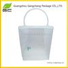 Custom Imported HDPE Plastic clip loop handle bags
