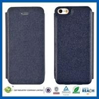 C&T Guangzhou Factory Customize belt clip flip wallet case for iphone 5