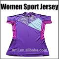 las mujeres gimnasio desgaste camiseta camiseta de deporte