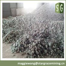 Calcium Fluoride 65%-98% Fluorspar stone Fluorite Rough Stone Fluorite Mineral for Industry Grade