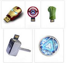 cool fashion usb flash drives bulk cheap,iron man usb flash drive