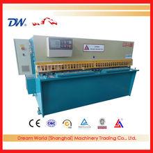 """""""Dream World"""" ms sheet cutting machine , automatic pneumatic sheet cutting machine with CE certification"""