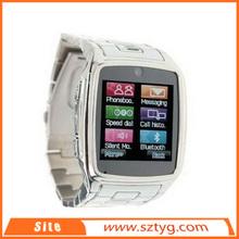 GSM850/900/1800/1900MHz wrist phone watch / origianl factory wholesale smartwatch welcome ODM/OEM