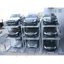 Vertical & horizontal parking equipment Car parking equipment Vehicle Parking garage