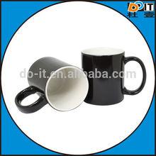 2014 hot sale sublimation photo color changing mug,sublimation blank mug ,ceramic mug