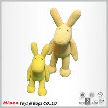 High quality Stuffed Plush Yellow Monkey