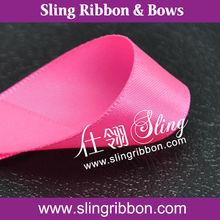 Single Face Passion Fruit Decorative Satin Ribbon
