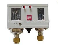 dual pressure control switch