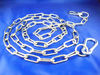 DIN5686 knotted dog chain