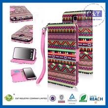 2014 Leather smartphone pu leather case for samsung galaxy note 3 n9000