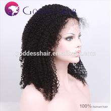 Fashionable africa jerry curly wave Brazilan virgin human hair organic brazil