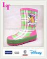 claro diseñador de montar a caballo botas de goma para los niños