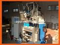 Alta velocidade do eixo 5 3 cabeças cnc de perfuração e acolchoamento máquina de fazer escova/vassoura fazendo máquina( 2 perfuração e 1 acolchoamento)