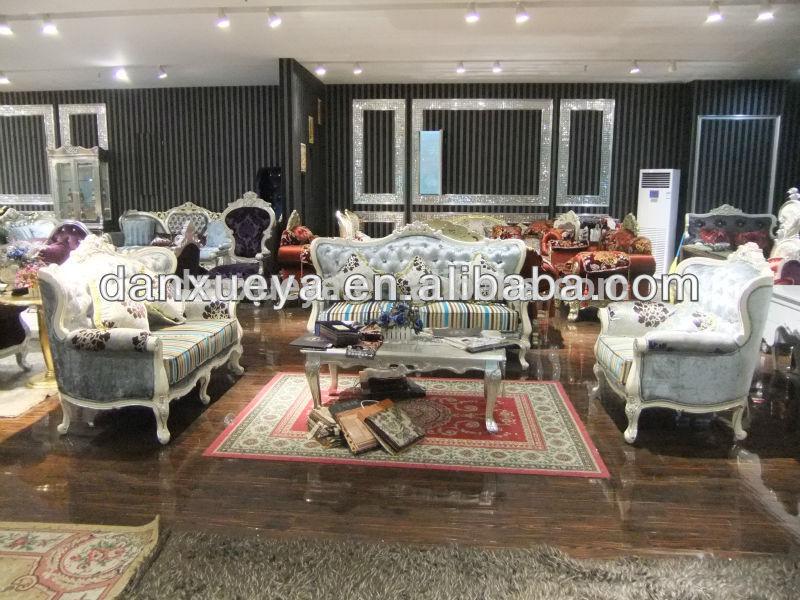 luxus sitzgruppe wohnzimmer mbel dubai 868 sofa produkt - Luxus Wohnzimmer Mobel