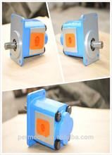 HPT2 high pressure sleeve bushing pumps and motors HPT2 series Aqua cast iron hydraulic gear pump for XCMG