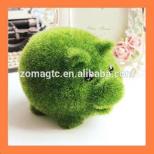 Grass Land Handicraft Bear Piggy Bank