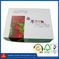 personnalisé boîte en carton pour les fruits et légumes fabriqués en chine