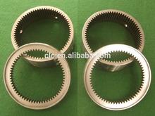 CNC Machined Bronze Part