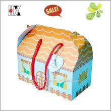 colors paper cupcake box