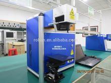 Rotating marking jewelry laser engraving machine