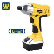 Wintools cordless electric screwdriver cordless screwdriver 18v WT02798