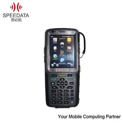 Warehouse Wireless Inventory android rfid reader phone with USB Receiver