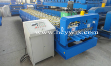 cheap corrugated metal roofing sheet cold roll forming machine