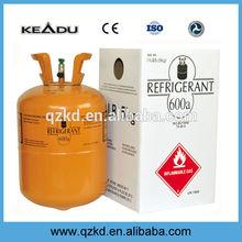gas refrigerant r134a r600a