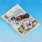 customized printing BPA free plastic food packaging bag/vacuum pouch