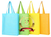 2014 high quality flat open non-woven promotion bag&shopping/market bag