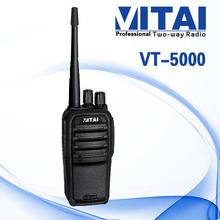 2014 New Version VITAI VT-5000 16 channels portable security guard equipment walkie talkie
