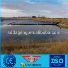 hdpe geomembrane pond liner 0.5mm-2.0mm