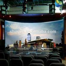 Fine workmanship 4d driving car driving simulator 3d 4d 5d 6d cinema theater movie system suppliers
