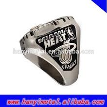 Custom miami heat championship ring