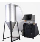 Hot selling pp/pe plastic film crusher (BM-600x350)