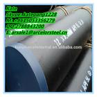 API black seamless steel tube/pipe from Tianjin,China.