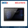 Cheapest Boxchip A13 7 inch touch screen tablet pc m706