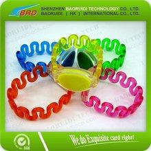 Fashion RFID Waterproof Silicone Wristband/Bracelet Card